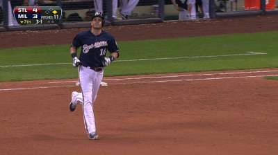 Costly eighth inning erases Aramis' clutch homer