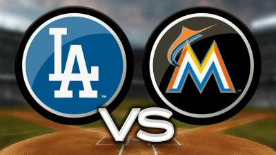 Marlins embrace taking on tough teams like LA