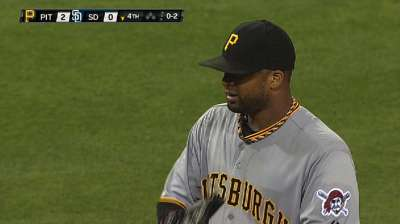 Liriano K's 13 as Bucs take opener at Petco