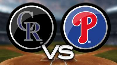 Rockies struggling against new pitchers