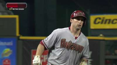 Gibson gives Goldschmidt day off to freshen up