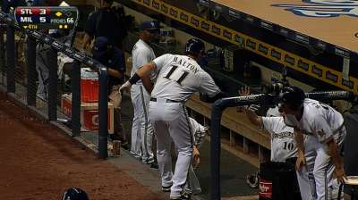 Downplaying significance, Lohse beats former club