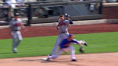 After call goes against Mets, they fall on homer