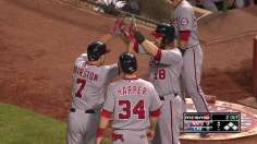 Hairston's pinch-hit poke propels Nats to victory