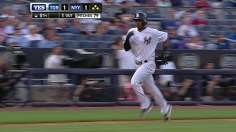 Yanks sweep Jays to gain in playoff chase