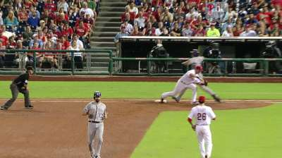 Asche impressing with his work on defense