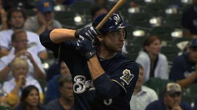 Roenicke, teammates appreciate Braun's apology