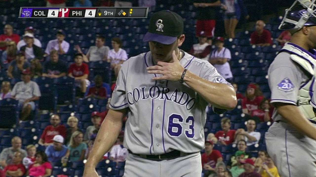 Vying for comeback with Rox, Betancourt throws