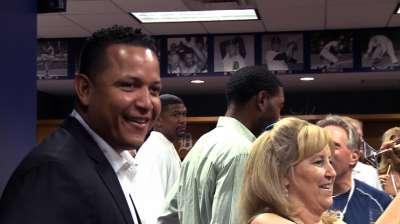 Miggy an MVP on the field and in the community