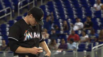Bullpen can't hold lead for Koehler, as Marlins fall