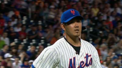 In Dice-K's return, Mets unable to scratch Tigers