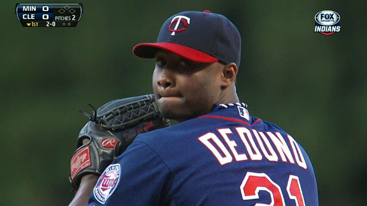 In return, Deduno to follow his own example