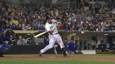 Gyorko smoothing out statline in August