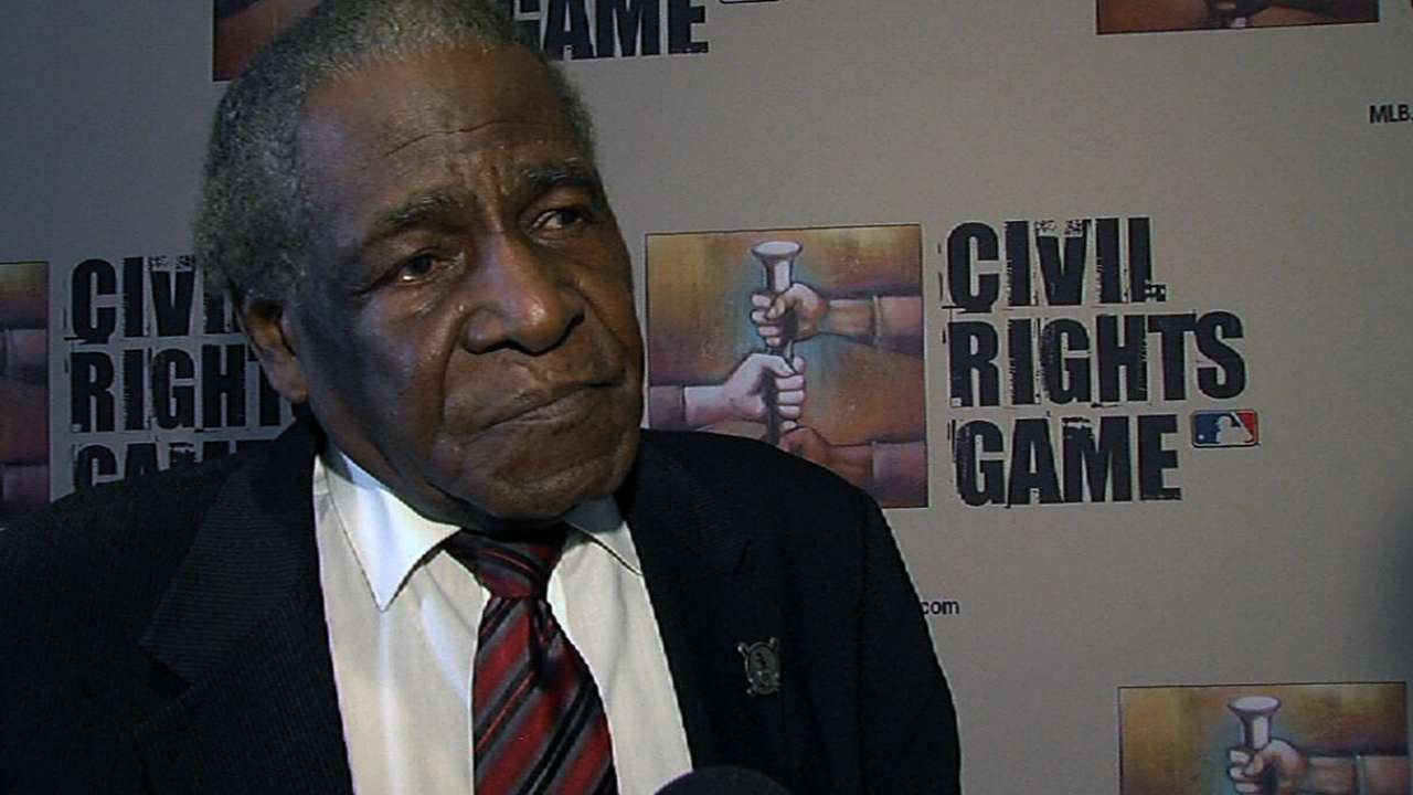 Minoso gets well-deserved recognition