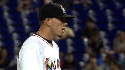 Fernandez gaining attention during rookie campaign