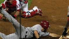 Marathon men: D-backs outlast Phillies in 18