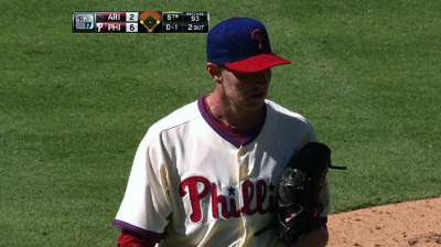 Halladay can feel Harvey's pain