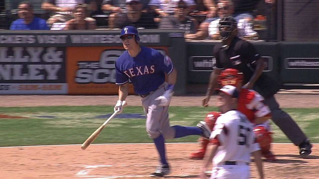 Baker's bat off bench interests Nationals