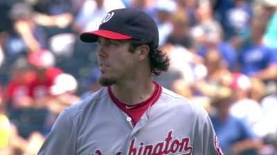 Inbox: Will Haren be re-signed by Nats?