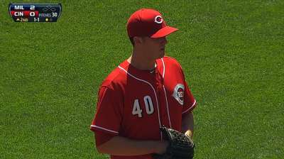 Reds look for spark after disappointing series loss