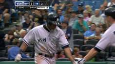 Small ball helps Yanks to extra-inning win over Rays