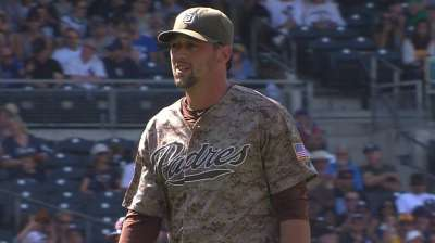 A's make another deal, land Gregerson from Padres