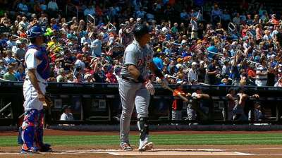 MLB Notebook: Miggy duels with Cobb in record books