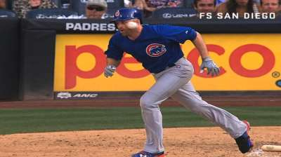 Cubs drop 15-inning marathon in San Diego
