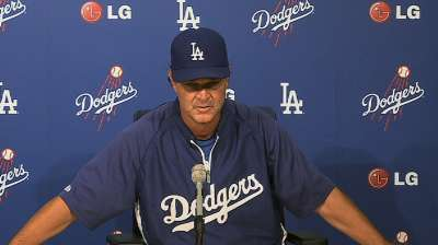 Mattingly: Dodgers can learn from Red Sox series