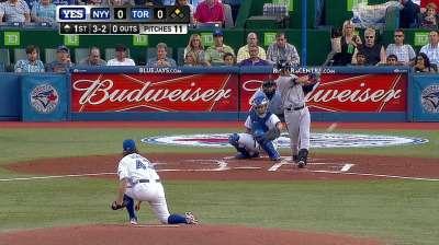 Derek Jeter vuelve a la alineación de los Yankees