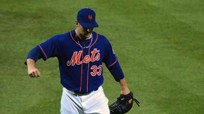 Harvey has partial UCL tear in right elbow