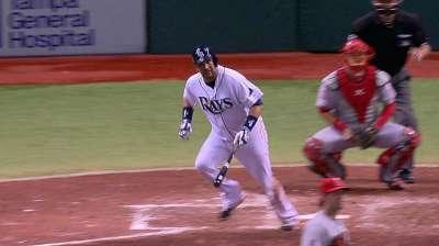 Rodney blows save as Rays lose ground to Boston