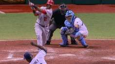 Aybar's double caps Angels' rally vs. Rodney, Rays