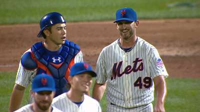 Niese does it all in second career shutout