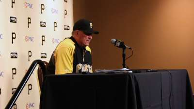 Pirates option Locke, Sanchez to Altoona