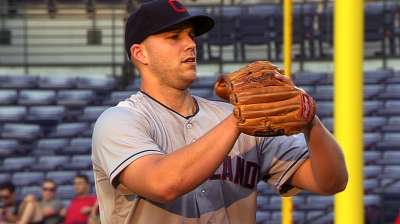 With new role in mind, Masterson throws sim game