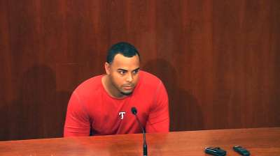 Cruz remorseful; Rangers 'keeping options open'