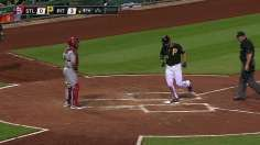 On Liriano's gem, Bucs tie Cards for Central lead