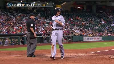 Wedge giving versatile Almonte a look in center