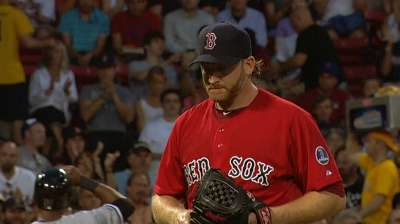Rest stop: Dempster returns with win