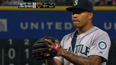 Mariners hopeful young arms can break out in 2014