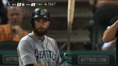 Ackley returns to second base, leadoff spot