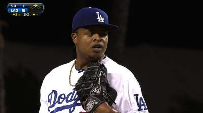 Volquez confident after work in bullpen session