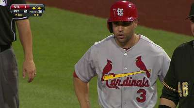 Lower back feeling better, Beltran rejoins lineup