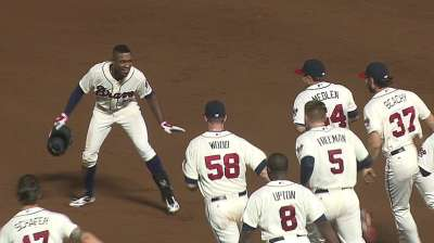 B.J., Braves walk off in 11th, win sixth straight