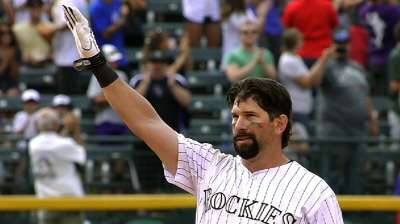 Cain expresses deep admiration for Helton