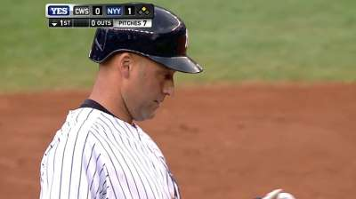 Jeter will have to take 2014 one day at a time