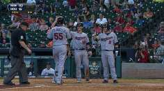 Colabello's go-ahead grand slam lifts Twins in ninth
