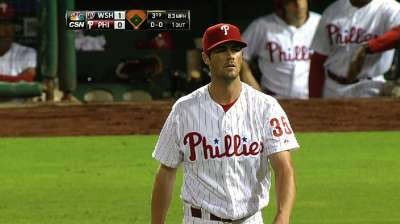 Phils rally past Nats with two-run eighth