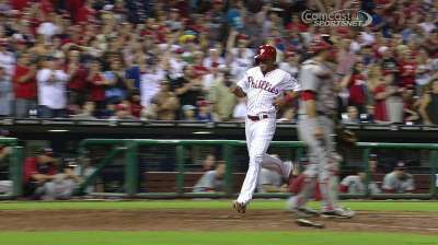 Sandberg happy with Rollins' play